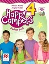 Happy Campers 4 - Student Book and Language Lodge