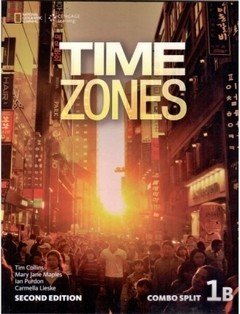 Time Zones 1b - Student'S Book - Second Edition