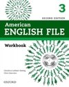 American English File 3 - Workbook w Ichecker - Second Edition