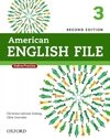 American English File 3 - Student'S Book - Second Edition