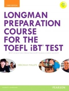 Longman Preparation Course for the TOEFL Ibt Test, With Myenglishlab and Online Access to Mp3-3ª Ed