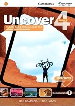 Uncover 4B - Student's Book With Online Workbook and Online Practice