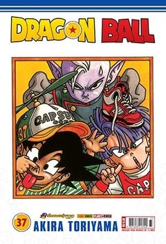 DRAGON BALL (PANINI) #37