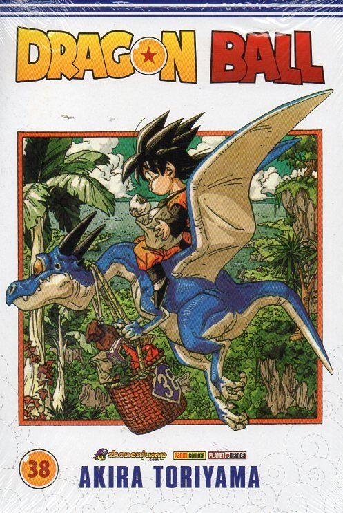 DRAGON BALL (PANINI) #38