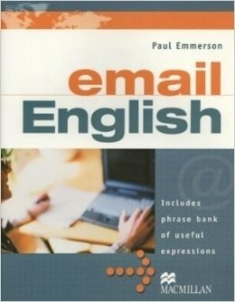 EMAIL ENGLISH - INCLUDES PHRASE BANK OF USEFUL EXPRESSIONS