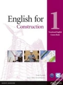 ENGLISH FOR CONSTRUCTION 1 - BOOK WITH CD-ROM AND AUDIO CD