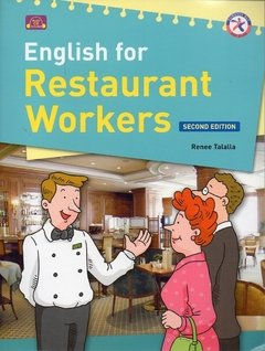ENGLISH FOR RESTAURANT WORKERS - SECOND EDITION
