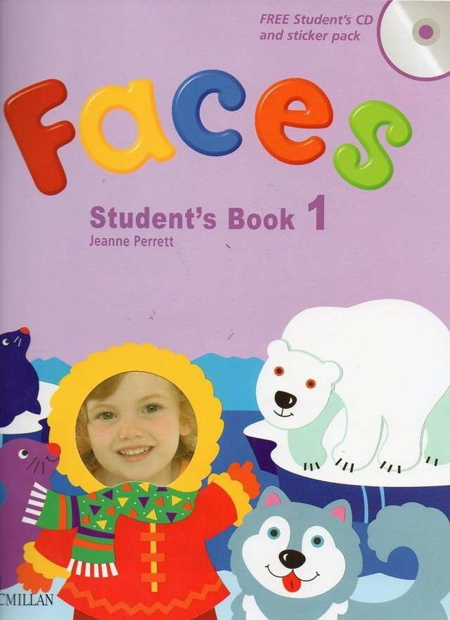 FACES 1 - STUDENT'S PACK WITH STUDENT AUDIO CD AND STICKER PACK