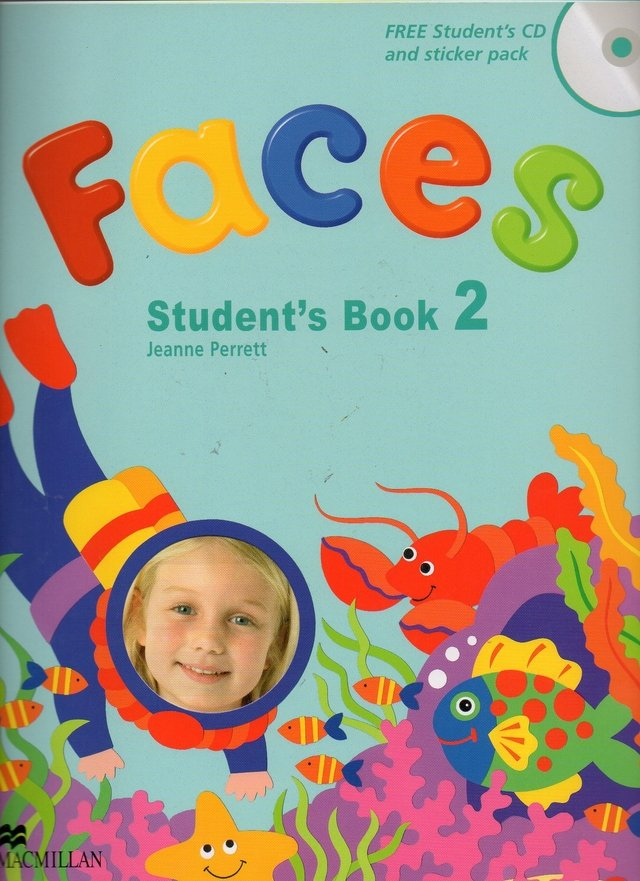 FACES 2 - STUDENT'S PACK WITH THE STUDENT AUDIO CD AND STICKER PACK