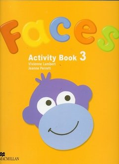 FACES 3 - ACTIVITY BOOK