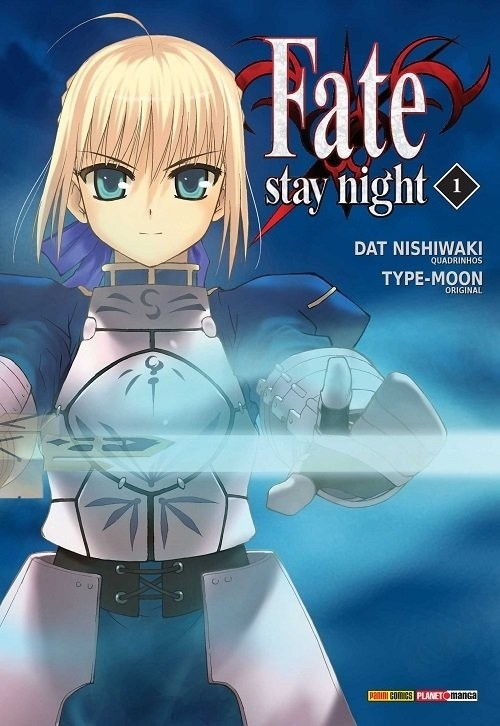 FATE/STAY NIGHT #01