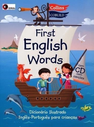 FIRST ENGLISH WORDS WITH CD