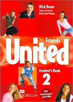 FRIENDS UNITED 2 - STUDENT S PACK WITH MAGAZINE AND CD-ROM