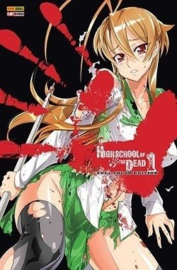 HIGHSCHOOL OF THE DEAD (FULL COLOR) #01