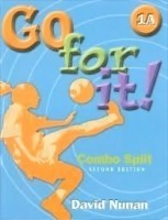 GO FOR IT! 1A - STUDENT BOOK WITH WORKBOOK - SECOND EDITION