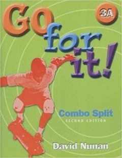GO FOR IT! 3A - STUDENT BOOK WITH WORKBOOK - SECOND EDITION