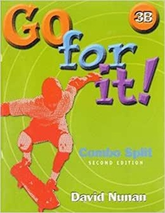 GO FOR IT! 3B - STUDENT BOOK WITH WORKBOOK - SECOND EDITION