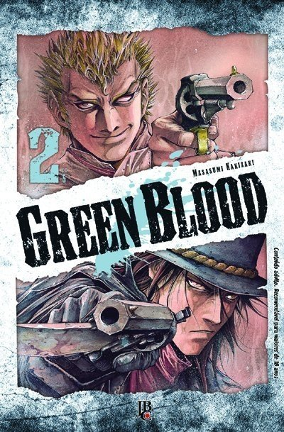 GREEN BLOOD #02
