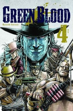 GREEN BLOOD #04 - DUELO