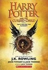 HARRY POTTER AND THE CURSED CHILD - PARTS I & II - HARDCOVER