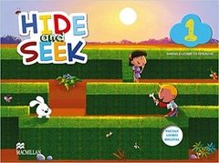 HIDE AND SEEK 1 - STUDENT S BOOK WITH AUDIO CD AND DIGITAL BOOK