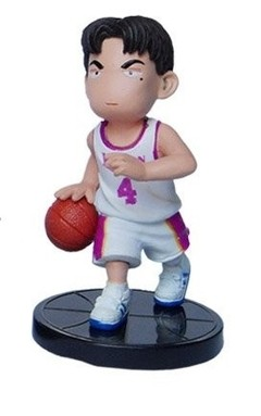 FIGURE ART - MAKI (SLAM DUNK)