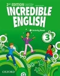 Incredible English 3 - Activity Book - With Online Practice