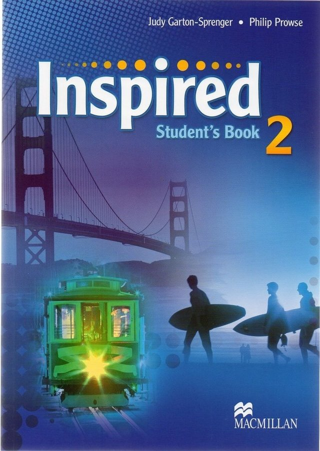 INSPIRED 2 - STUDENT S BOOK