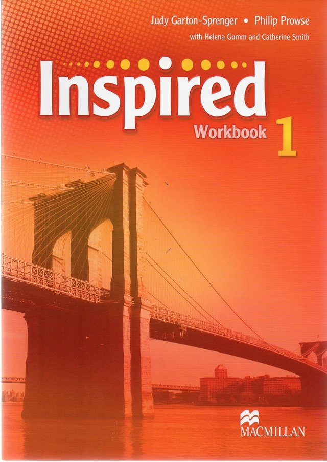 INSPIRED 1 - WORKBOOK