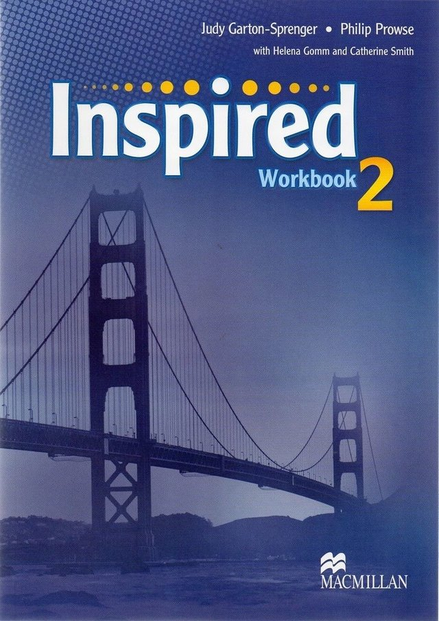 INSPIRED 2 - WORKBOOK