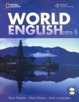 WORLD ENGLISH INTRO B - COMBINED EDITION WITH CD-ROM