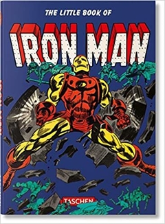 THE LITTLE BOOK OF IRON MAN - POCKET BOOK