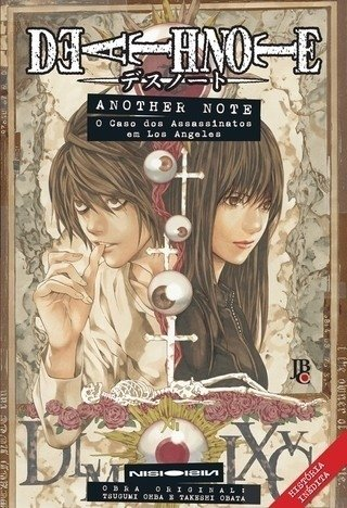 DEATH NOTE: ANOTHER NOTE - O CASO DOS ASSASSINATOS EM LOS ANGELES