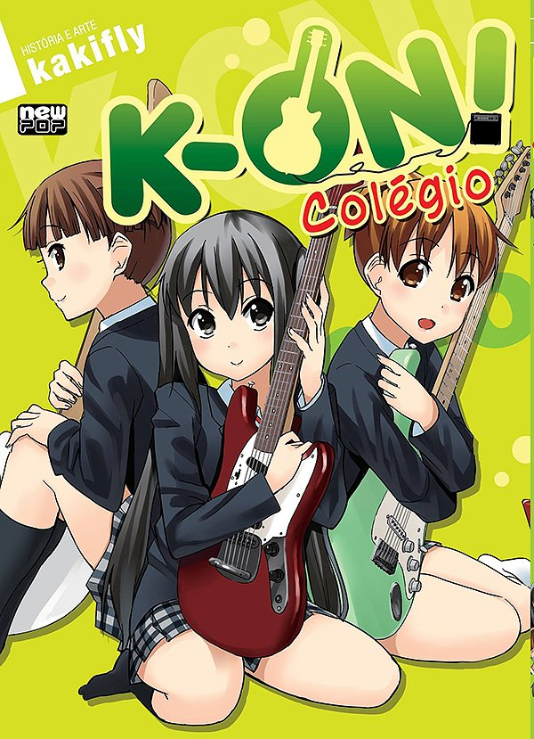 K-ON COLÉGIO