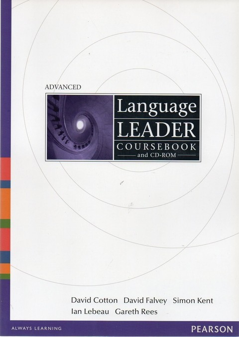 LANGUAGE LEADER ADVANCED - STUDENT S BOOK WITH CD-ROM