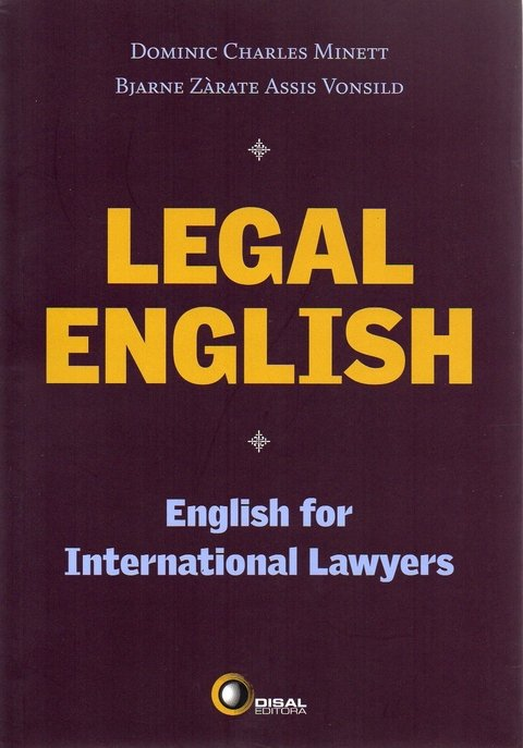 LEGAL ENGLISH - ENGLISH FOR INTERNATIONAL LAWYERS