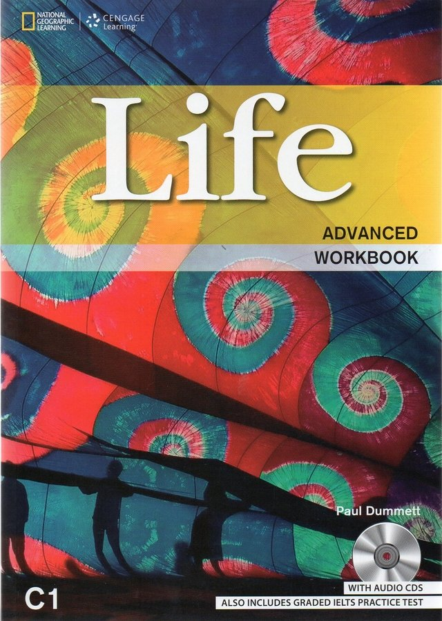 LIFE - ADVANCED - WORKBOOK WITH AUDIO CD