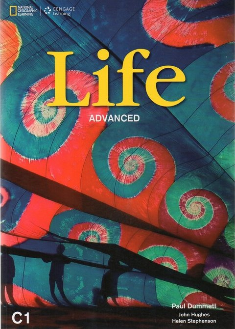 LIFE - ADVANCED  - STUDENT BOOK + DVD