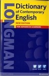 LONGMAN DICTIONARY OF CONTEMPORARY ENGLISH - PAPERBACK WITH DVD-ROM - FIFTH