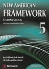 NEW AMERICAN FRAMEWORK - ADVANCED - STUDENT'S BOOK WITH REFERENCE GUIDE AND STUDENT'S CD-ROM