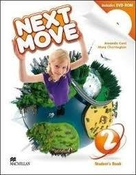 NEXT MOVE 2 - STUDENT'S BOOK - INCLUDES DVD