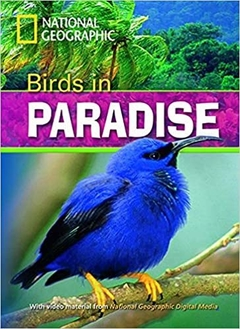 BIRDS IN PARADISE - FOOTPRINT READING LIBRARY - BRITISH ENGLISH