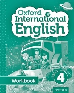 Oxford International English 4 - Workbook