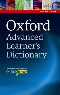 OXFORD ADVANCED LEARNER S DICTIONARY - BOOK WITH WRITER CD-ROM - EIGHTH EDI