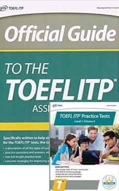PACK TOEFL ITP - OFFICIAL GUIDE AND PRACTICE TESTS - comprar online