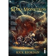 O MAR DE MONSTROS (HQ #02 - PERCY JACKSON)