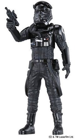 STAR WARS TAKARA TOMY METAKORE FIGURE #20 FIRST ORDER TIE FIGHTER PILOT - comprar online