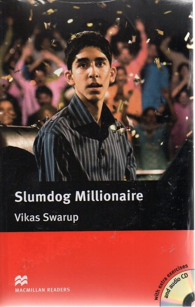 SLUMDOG MILLIONAIRE - MACMILLAN READERS - INTERMEDIATE - BOOK WITH AUDIO CD