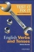 *TEST IT, FIX IT - ENGLISH GRAMMAR PRE-INTERMEDIATE