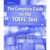 THE COMPLETE GUIDE TO THE TOEFL IBT - AUDIO CDS - comprar online